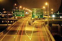 Montreal serves as a hub for Quebec's autoroute system of controlled-access highways.
