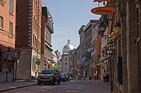 Many colonial era buildings can be found in Old Montreal with several dating as far back as the late 17th century.