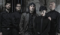 The industrial group Laibach