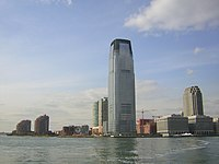 Exchange Place, Jersey City