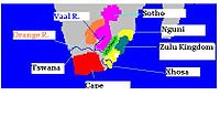 South African ethnic groups