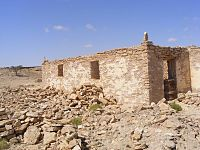Ruins of Qa'ableh, an early center of Somali civilization
