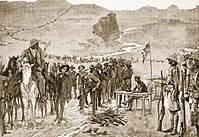 The end result of the Boer Wars was the annexation of the Boer Republics to the British Empire in 1902