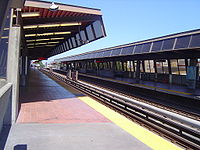 Fruitvale BART station, where Grant was shot and killed