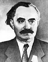 Georgi Dimitrov, leader of the Bulgarian Communist Party from 1946 to 1949