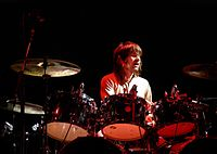 Zak Starkey has been the Who's main drummer since 1994, and turned down an invitation to be a full-time member.