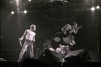 The Who in Toronto, 1980