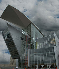 Connecticut Science Center on the Riverfront
