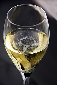 Champagne, widely regarded as a luxury good, originates from the Champagne region in Northeast France.