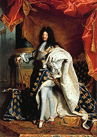"""Louis XIV, the """"sun king"""" was the absolute monarch of France and made France the leading European power."""