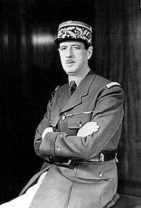 Charles de Gaulle took an active part in many major events of the 20th century: a hero of World War I, leader of the Free French during World War II, he then became President, where he facilitated decolonisation, maintained France as a major power and overcame the revolt of May 1968.