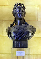 Sculpture of Marianne, a common national personification of the French Republic