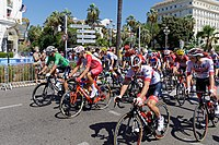 Starting in 1903, the Tour de France is the oldest and most prestigious of Grands Tours, and the world's most famous cycling race.
