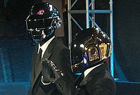 Daft Punk, pioneers of French House