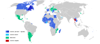 88 states and governments are part of La Francophonie, which promotes values of democracy, multilingualism and cultural diversity. France has been a key member of this global organization since its inception in 1970.