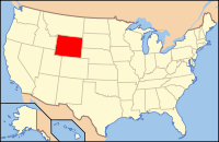 Index of Wyoming-related articles
