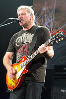 Alex Lifeson, co-founder of Rush
