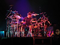 Neil Peart in concert, 2004