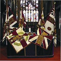 Battle honours of the British and Imperial Armies