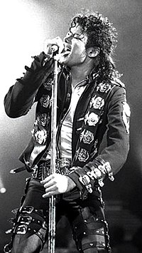 Bieber has credited musicians such as Michael Jackson as his biggest influence