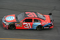 Jeff Burton managed to gain twenty-five positions to finish second in the race.
