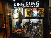 King Kong graphics at Empire State Building.
