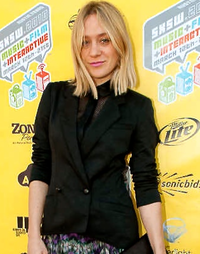 Sevigny at the premiere of Barry Munday in Austin, Texas, 2010