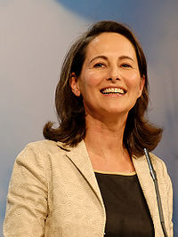 Ségolène Royal was Sarkozy's final opponent during the 2007 campaign.