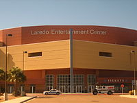 With the City of Laredo's approval on July 1, 2018 the SMG-managed venue signed a five-year contract with the oldest local dealership Sames Auto Group.