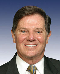 Tom DeLay, the Republican House Majority Leader from 2003 to 2006, was born in Laredo.