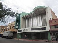 Though the facility has been closed since 1999, the marquee of the Plaza Theater in downtown Laredo has been renovated. A citizens committee, including restaurateur Danny Lopez Jr., of the Danny's Restaurant chain, sought without success to establish a private–public partnership to reopen the Plaza as a live entertainment venue. In 2018, the city council sought private entities, nonprofit organizations, and an architect to make the facility useful again.