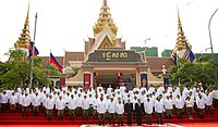 Members of the 6th National Assembly of Cambodia