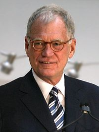 David Letterman was Kimmel's biggest inspiration for getting into comedy.