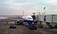 Gate C19 was the departure gate for United Airlines Flight 175 on 9/11.