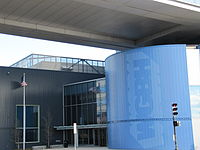 Guest Street entrance to the WGBH studios