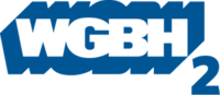 WGBH 2 logo from 2010 to 2020. The main portion of the logo had been used since 1974 as a national and corporate logo.