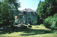 The Center for Advanced Study Marsilius Kolleg, situated in House Buhl, was founded in 2007