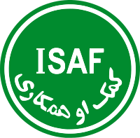 International Security Assistance Force (ISAF) patch