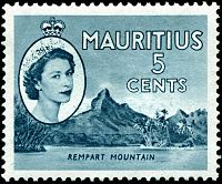 Elizabeth II was Queen of Mauritius from 1968 to 1992.