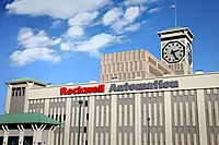 Rockwell Automation's global headquarters in Milwaukee, WI