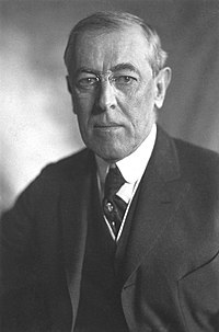 Presidency of Woodrow Wilson