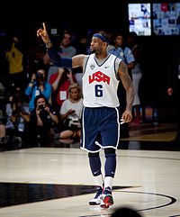 LeBron James has endorsement contracts with Nike, Sprite, Glacéau, Bubblicious, Upper Deck, McDonald's and State Farm