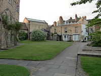 Mallory Court at Magdalene College, Cambridge