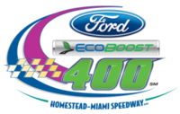 2012 Ford EcoBoost 400