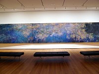 Claude Monet, Reflections of Clouds on the Water-Lily Pond, c.1920
