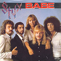 Babe (Styx song)