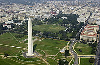 Washington, D.C., the third most populous city in the Northeast and the capital of the United States