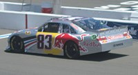 Vickers during the 2011 Toyota/Save Mart 350