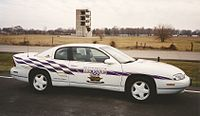 1994 Chevy Monte Carlo pace car.