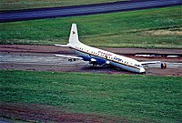 List of accidents and incidents involving the Ilyushin Il-18